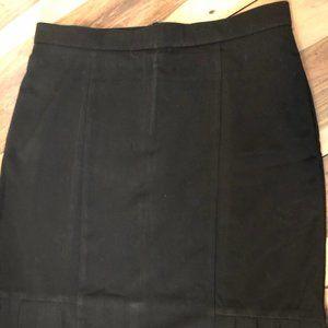 Dress Barn Professional Bottom Pleated Skirt